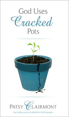 God Uses Cracked Pots - Patsy Clairmont
