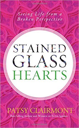 Stained Glass Hearts - Patsy Clairmont