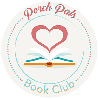 Porch Pals book club logo